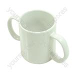 Aidapt Two Handled Ceramic Mug
