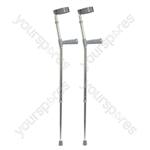 Aidapt Elbow Crutch Single Adjustment