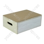 "Cork Top Step Box - Size 127 mm (5"")"