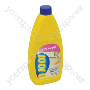 1001 Carpet and Upholstery Shampoo 450 ml