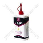 3-IN-ONE Multi Purpose Oil 100 ml Plastic Can