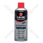 WD-40 400ML High Performance Lubricant