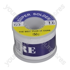Warton Metals 1 mm Solder Reel (250 g)