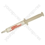 Servisol 10ml Syringe Heatsink Compound