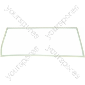 Indesit White Door Seal - 120 x 548 mm