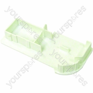 Indesit White Left Hand Top End Cooker Cap