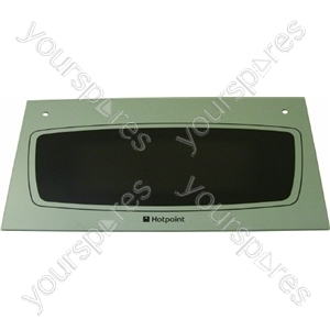 Door Glass Top Silv Rohs Compliant