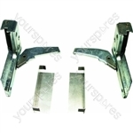 Indesit Main Oven Door Hinge Kit