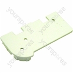 Indesit White Lower Right Hand End Cap