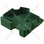 Indesit Graphite Right Hand Lower End Cap