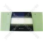 Glass Door Top Silvr Rohs Compliant