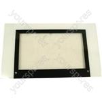 Indesit Main Oven Door Glass