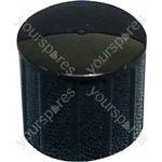 Hotpoint Brown Cooker Control Knob