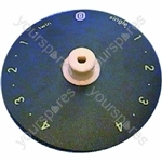 Indesit Control Knob Indicator Disc Assembly