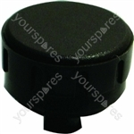 Indesit Black Cooker Knob