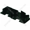 Hotpoint Black Upper Right Hand End Cap