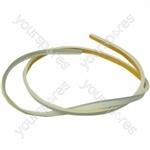 Indesit Side Filler Strip - 1856 mm (white)