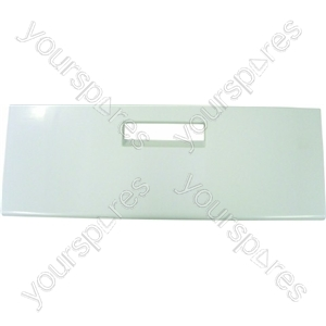 Indesit White Freezer Lower Drawer Front