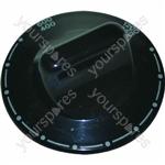 Indesit Brown Washing Machine Spin Regulation Control Knob
