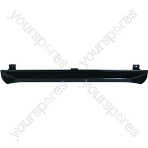 Oven Door Handle Black Filo S2000