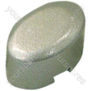 Indesit Silver Washing Machine Push Button