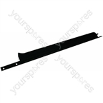 Indesit Oven Door Handle Black
