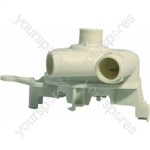 Ariston Circulation Pump Housing