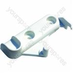Indesit White Right Hand Freezer Flap Hinge