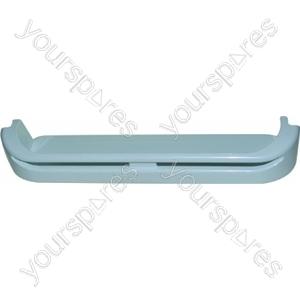 Upper Door Shelf (style) White W.410/6[