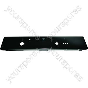 Indesit Black Control Panel