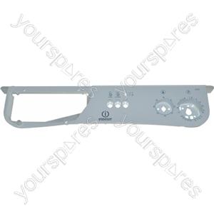 Control Panel & Handle W103ukbg