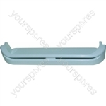 Upper Door Shelf (style) White W.410/6[