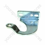 Indesit Refrigerator Chrome Left Upper Hinge