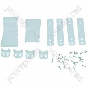 Indesit Refrigerator Plastic Install Kit