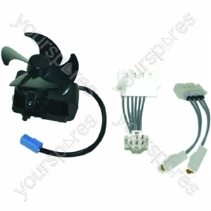 Indesit Refrigerator Fan Motor Kit