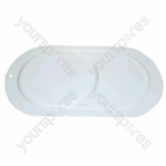 Indesit Rear Cover Polar