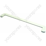 Indesit White Fridge Shelf Front Trim