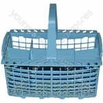 Indesit Light Blue Dishwasher Cutlery Basket Assembly