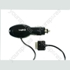 iPhone - iPod Car Charger - Black