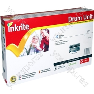 Inkrite Laser Toner Drum Kit compatible with Brother HL 5240 5250 5270 - DR3100