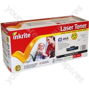 Inkrite Laser Toner Cartridge Compatible with HP 5L/6L Black
