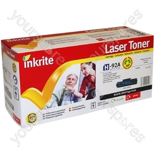 Inkrite Laser Toner Cartridge Compatible with HP 1100 Black