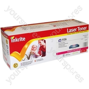 Inkrite Laser Toner Cartridge compatible with HP 4500M Magenta