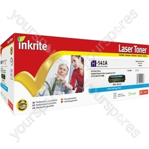 Inkrite Laser Toner Cartridge Compatible with HP Colour Laserjet CP1215/1515n/CM1312 Cyan