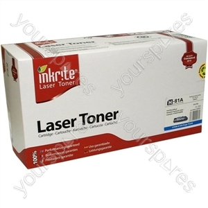 Inkrite Laser Toner Cartridge Compatible with HP 3700 Cyan