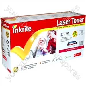 Inkrite Laser Toner Cartridge compatible with HP Color Laserjet 2700/3000 Magenta