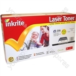 Inkrite Laser Toner Cartridge compatible with HP 4600B Black