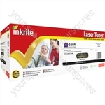 Inkrite Laser Toner Cartridge Compatible with HP Colour Laserjet CP1215/1515n/CM1312 Black