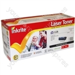 Inkrite Laser Toner Cartridge Compatible with HP 1010 Black