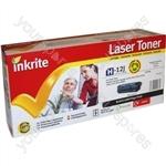 Inkrite Laser Toner Cartridge Compatible with HP 1010 Black (Jumbo-Cap)